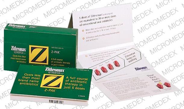 Zithromax z-pak online