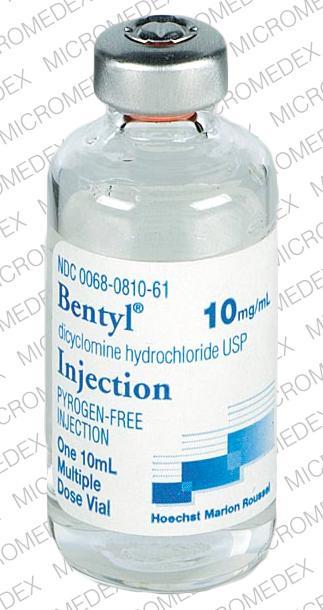 Dicyclomine Hcl 20 Mg En Espanol