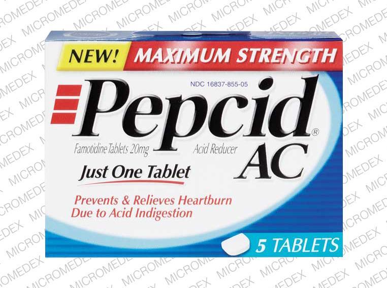pepcid ac harvard Patient education: special diets: a pepcid ac , tagamet hb , zantac ac , prilosec otc tagamet , ranitidine, zantac , famotidine, pepcid , nizatadine, axid.