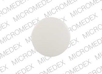 White Round Pill 7.5